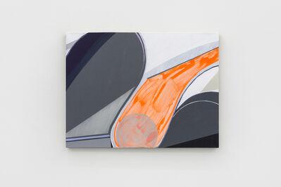 Gao 高 Ludi 露迪, 'Purple Tree', 2016