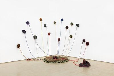 Nicholas Hlobo, 'Thoba, utsale umnxeba', 2008
