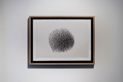Søren Solkær, 'Black Sun #3', 2020