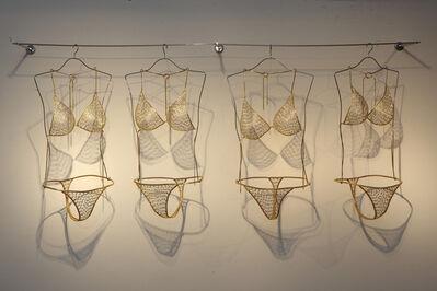 Tayeba Begum Lipi, 'Comfy Bikinis', 2013