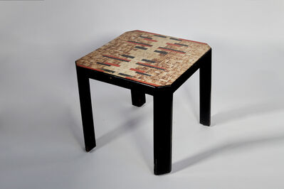 Jean Dunand, 'Art Deco Table', ca. 1920s