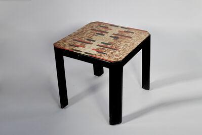 Jean Dunand, 'Art Deco Table', ca. 1920s