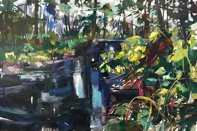 Cori Creed, 'Martin River', 2018