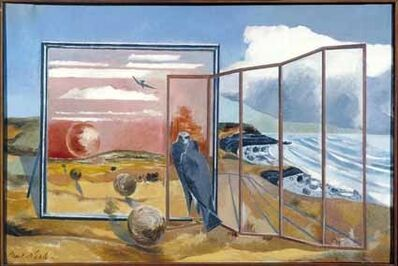 Paul Nash, 'Landscape from a Dream', 1936-1938