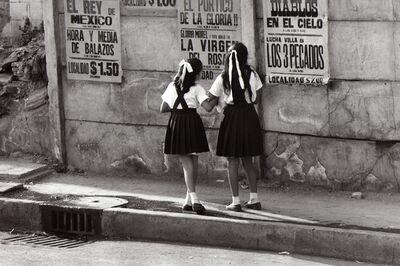 Bernard Plossu, 'Mexico DF, 1966', 1966