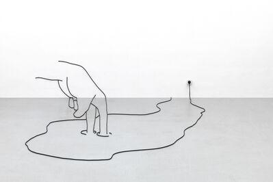 Igor Eskinja, 'Meditations on the horizon', 2018