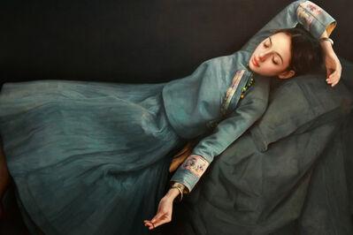 "Zhao Kailin, '""Acacia Dreams""', 2020"