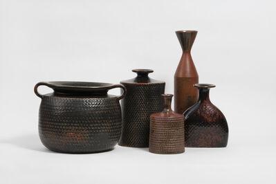 Stig Lindberg, 'Studio Vases', ca. 1950