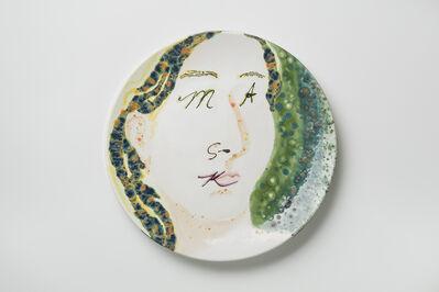Allison Katz, 'Ms. Allison Sarah Katz', 2019