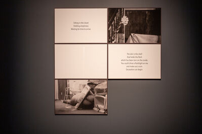 Veronika Merklein, 'Sitting in the Closet ', 2020