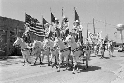 Laura Wilson, 'Glory Riders, Nacona, Texas June 15, 2008 '