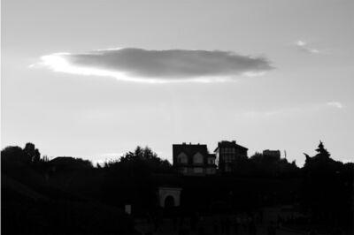 Flor Garduño, 'Homenaje a Magritte, Ucrania', 2014