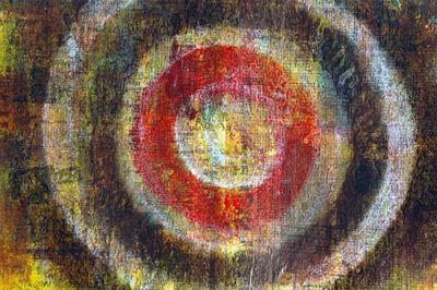 Frank Cressotti, 'A painterly impression: Impression roundel', 2014