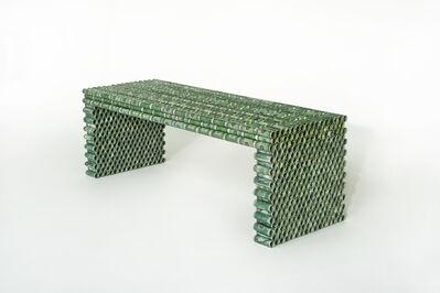 Studio Rolf.fr, 'one dollar bench', 2015