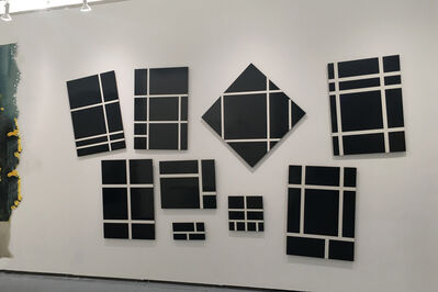 Andrés Sobrino, 'Sub Mondrian (1)', 2018