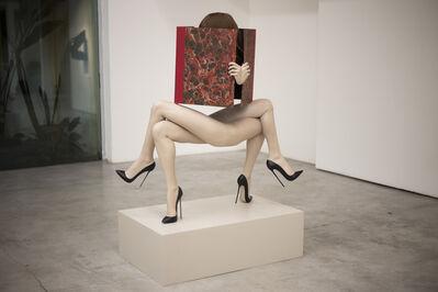 Monica Piloni, 'A Leitora', 2019