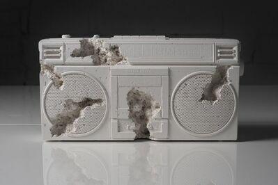 Daniel Arsham, 'Future Relic 08 - Boombox Stereo', 2017