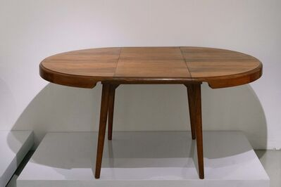 Carlo Hauner & Martin Eisler, 'Dining folding table ', ca. 1956