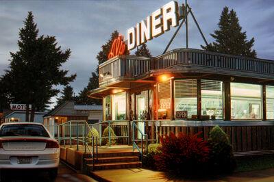 Robert Gniewek, 'Al's Diner #2', 2011