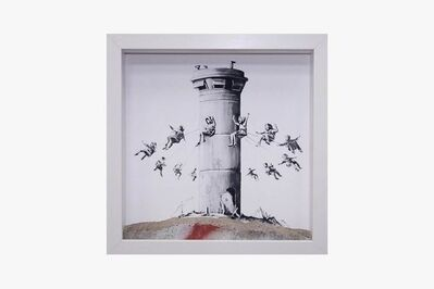 Banksy, 'Walled Off Hotel Boxset', 2017