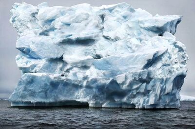 Sangbin Im, 'Iceberg Antarctica', 2017