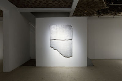 Zeke Moores, 'Untitled (Styrofoam)', 2018