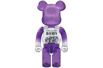 BE@RBRICK, 'My First Be@rbrick B@by WF Fashion Purple Macau', 2020