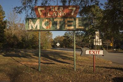 Forest McMullin, 'Late Harvest: Redland Motel, Washington Georgia', 2017-printed 2018