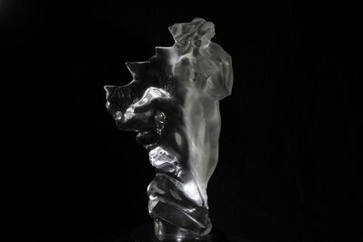 Frederick Hart, 'Veil of Light Lucite Acrylic Sold Out Sculpture 17k Retail 1987', 1987