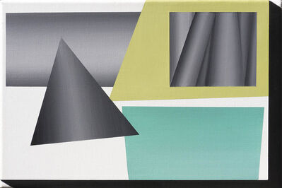 Benjámin Nagy, 'Biometric Landscape 1.', 2018