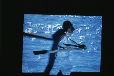 Joan Jonas, 'Volcano Saga (1985). Performing Garage, New York', 1987