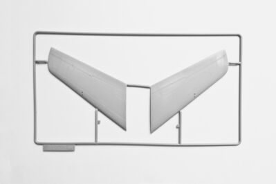 "Kerem Ozan Bayraktar, 'Unassembled F-86 Sabre Wings, from the ""Stasis"" series', 2011"