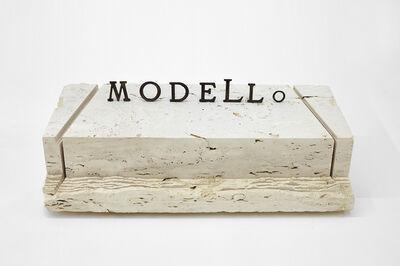 Kirsten Ortwed, 'Modello', 2017