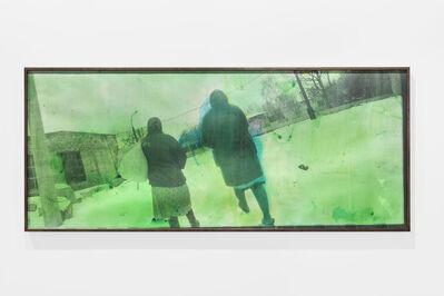 "Boris Mikhailov, 'from the series 'Green""', 1991-1993"