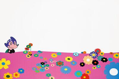 Lee Dongi, 'Flower Garden', 2002