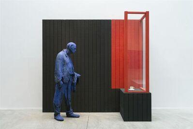 George Segal, 'Blimpsies', 1999