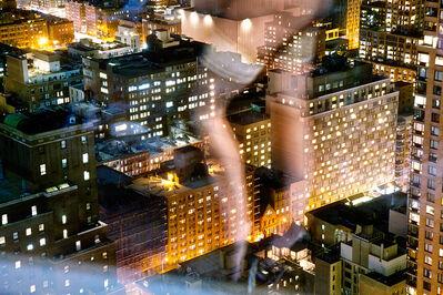 David Drebin, 'Flashing the City', 2012