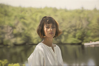 Yigal Ozeri, 'Untitled; Olya', 2016