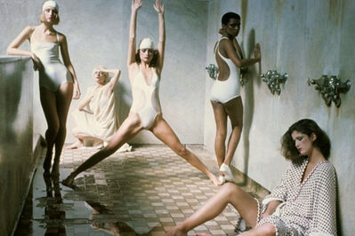 Deborah Turbeville, 'From the Bath House Series, Vogue', 1975