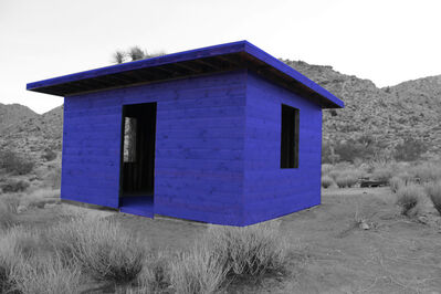 Frederick Fulmer, 'Kent Ghost Cabin Blue', 2018