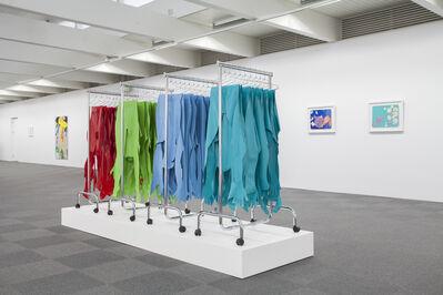 Kiki Kogelnik, 'Four Groups of People'