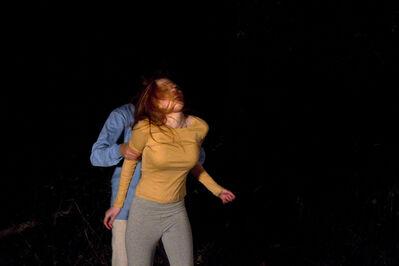 Dana Hoey, 'Love Your Enemy: Dana and Sam', 2014