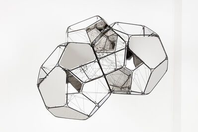 Tomás Saraceno, 'CHXR 73 b/M+M', 2017