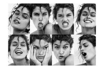 """Marco Glaviano, '""""Cindy Faces'', ca. 1988"""