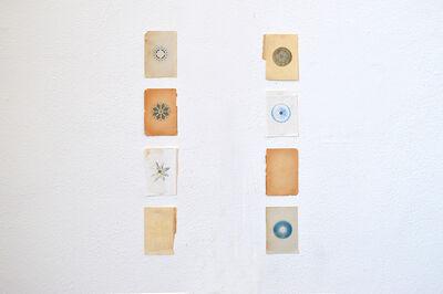 Juan Zamora, 'Círculos (Serie)', 2016