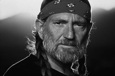 Norman Seeff, 'Willie Nelson', 1979