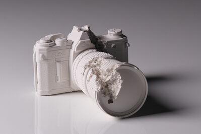 Daniel Arsham, 'FR02 - 35mm Camera', 2014
