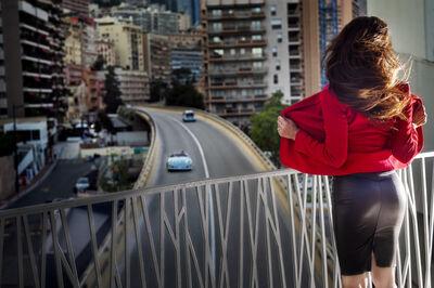 David Drebin, 'Flasher in Monte Carlo ', 2019