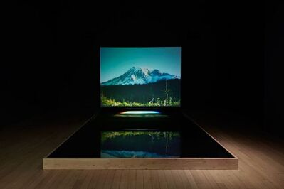 Bill Viola, 'Moving Stillness: Mount Rainier 1979', 1979