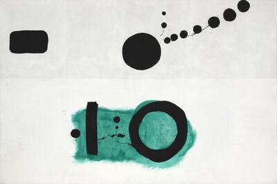 Adolph Gottlieb, 'Azimuth', 1965